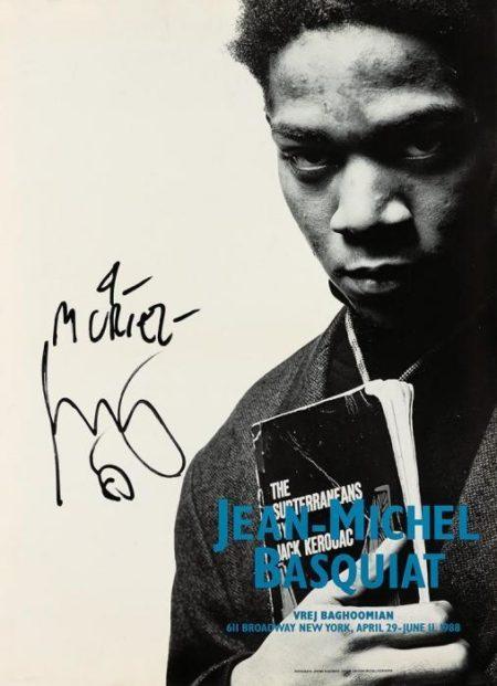Jean - Michel Basquiat / Vrej Baghoomian-1988