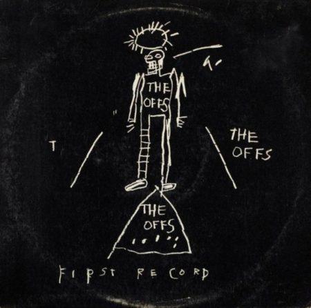Jean-Michel Basquiat-The Off's Records-1984