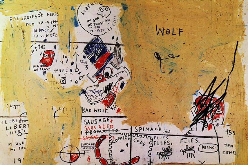 Jean-Michel Basquiat death
