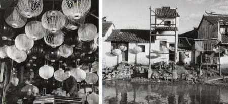 Jean-Philippe Charbonnier-Manufacturing of Traditional Lanterns; Along the River in Wushi-1956