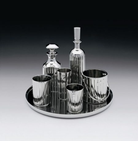 Jeff Koons-Baccarat Crystal Set-1986