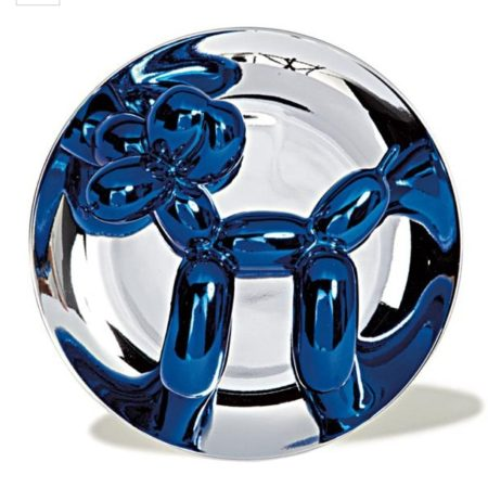 Jeff Koons-Balloon Dog (Blue)-2002