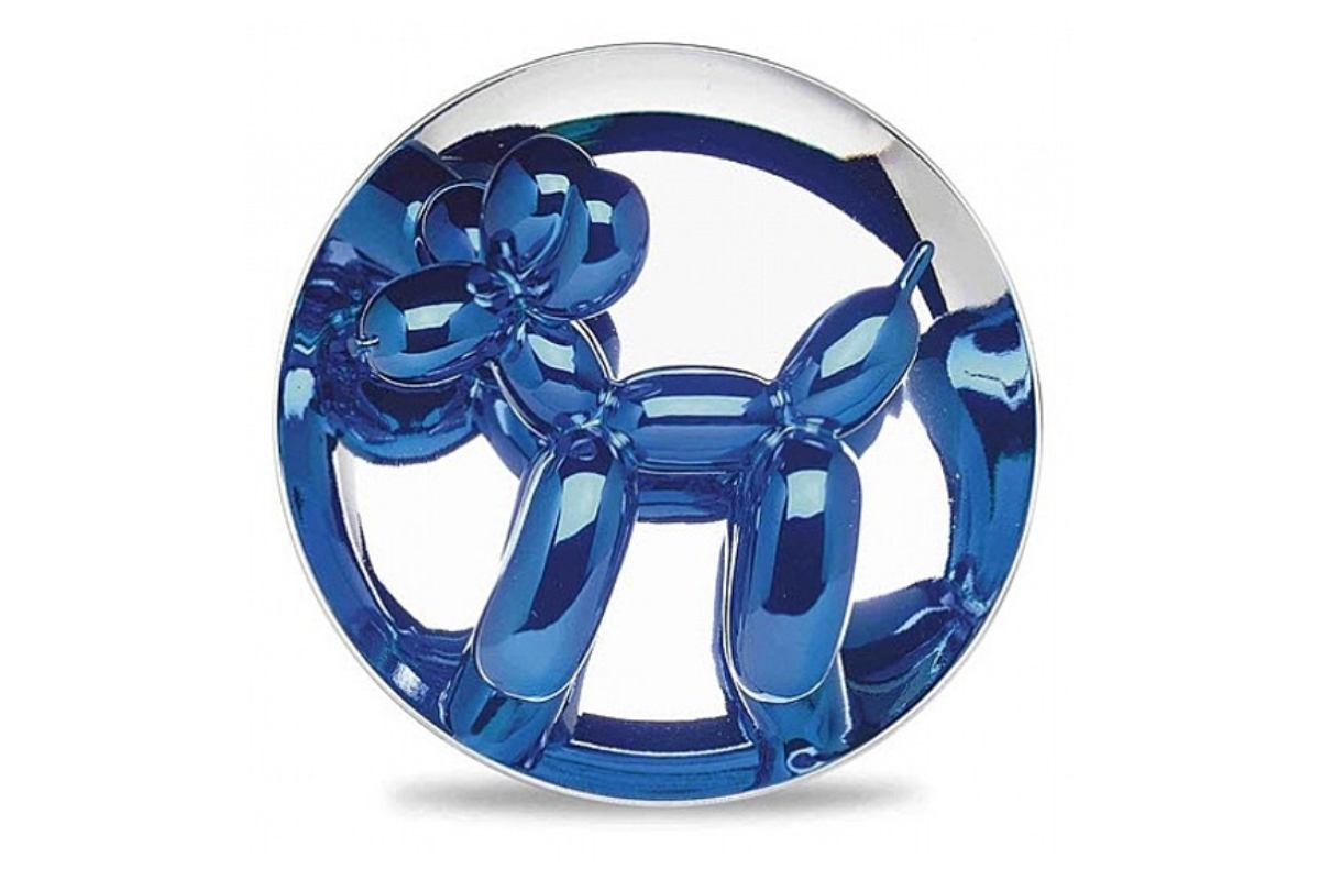 Most Expensive Jeff Koons Balloon Dog Pieces at Auctions