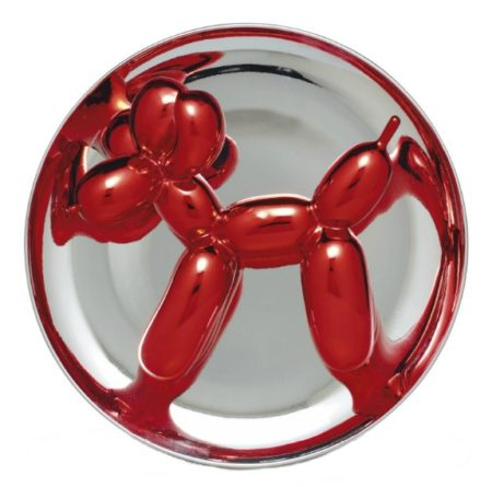 Balloon Dog (Red)-1995