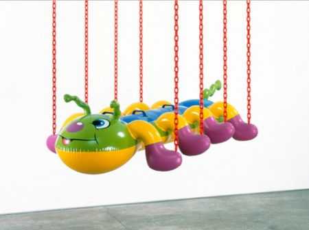 Jeff Koons-Caterpillar Chains-2003