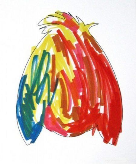 Jeff Koons-Donkey-1999