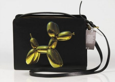 Jeff Koons-Fashion loves art Koons for H&M-2014