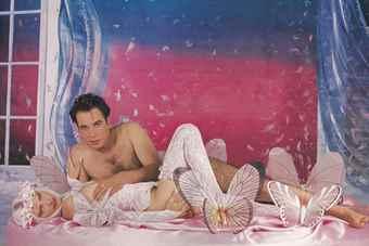 Jeff Koons-Hand on Breast-1990