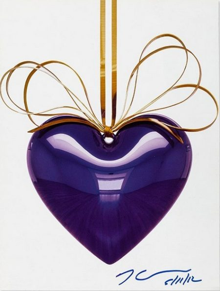 Jeff Koons-Hanging Heart-2012