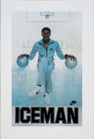 Jeff Koons-Ice Man-1985