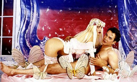 Jeff Koons-Ilona On Top (Rosa Background)-1990