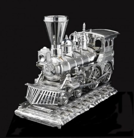 Jeff Koons-Jim Beam (J.B. Turner Engine)-1986