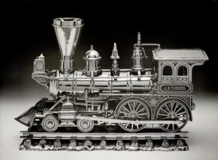 Jeff Koons-Jim Beam (J.B. Turner Engine, from Luxury and Degradation)-1986