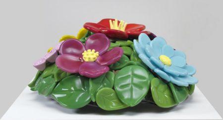 Jeff Koons-Mound of Flowers-1991