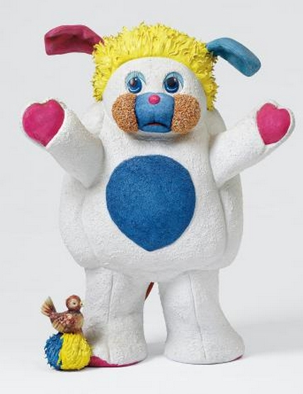 Jeff Koons-Popples-1988