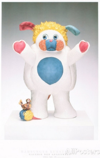 Jeff Koons-Popples-2000