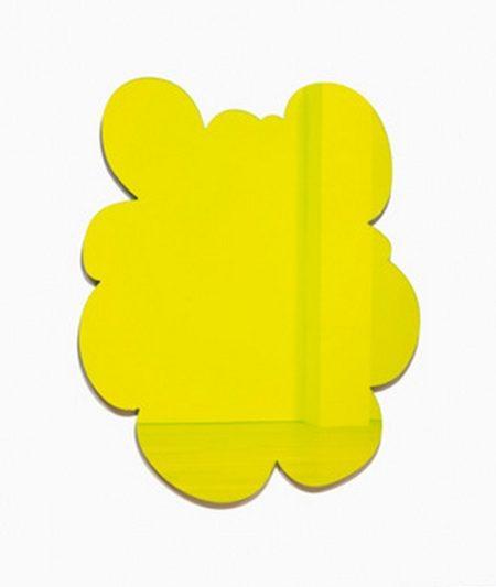 Jeff Koons-Sheep (Yellow)-1999