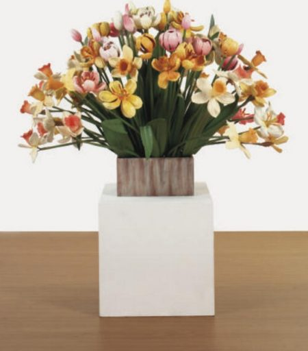Jeff Koons-Small Vase of Flowers-1991
