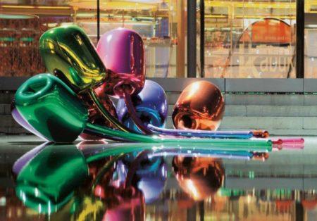 Jeff Koons-Tulips-2004