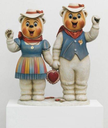 Jeff Koons-Winter Bears-1988