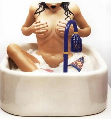 Woman in Tub-1988