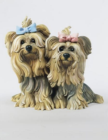 Jeff Koons-Yorkshire Terriers-1991