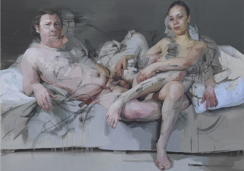 Saatchi Gallery in Oxford and Glasgow like to purchase nude compositions on canvas after contact