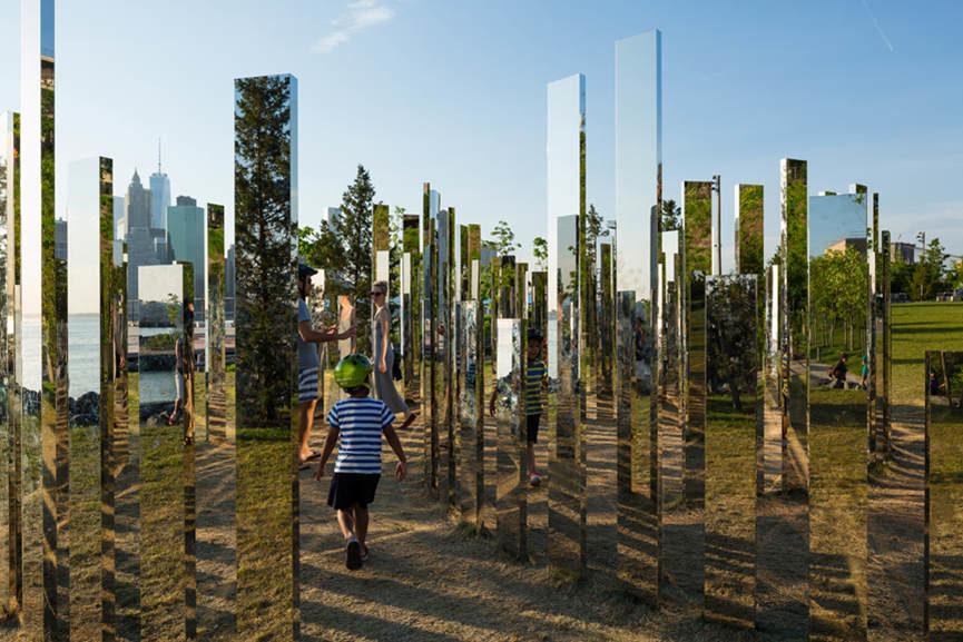 Best Public Arts Installations park 2015