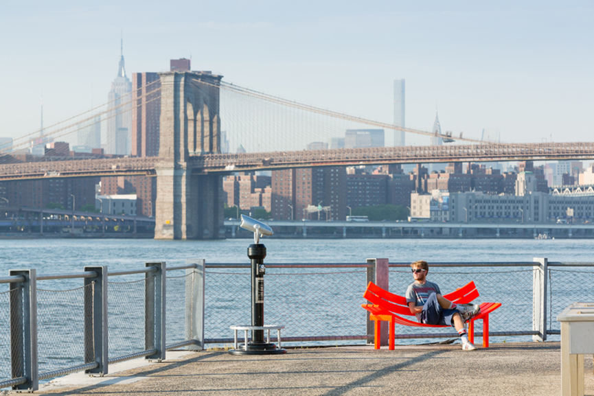 Best Public Arts Installations in New York 2015 twitter, world, square, park