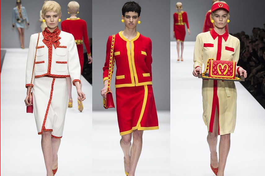 World War One Uniform Fashion Catwalk