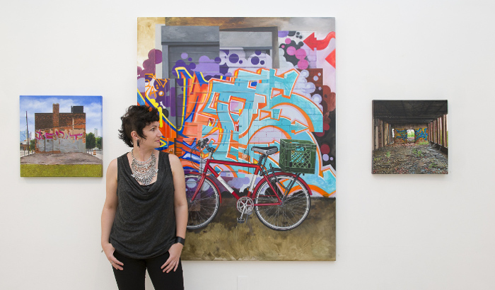 jessica hess on her solo show more is more at hashimoto contemporary in san francisco