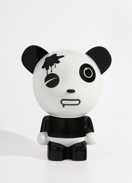 Jiji-Wounded Panda, from Hi Panda-2006