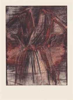 Jim Dine-A Robe in a Furnace-1980