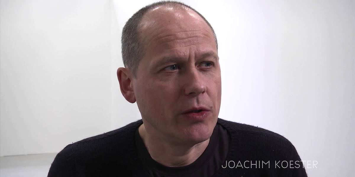 Joachim Koester