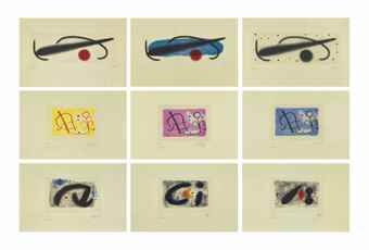 Joan Miro-Fusees-1959
