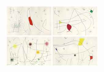 Joan Miro-Jacques Dupin, L'Issue Derobee, Maeght Editeur, Paris-1974