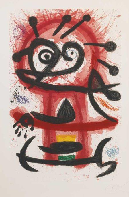 Joan Miro-Mambo-1978