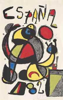 Joan Miro-Mundial-1982