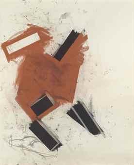 Joel Shapiro-Untitled-1993