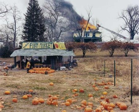 Joel Sternfeld-McLean, Virginia, December 4-1978