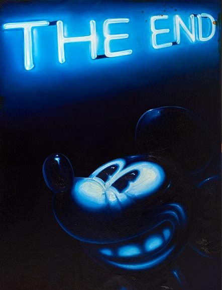 Joerg Doering Blue End