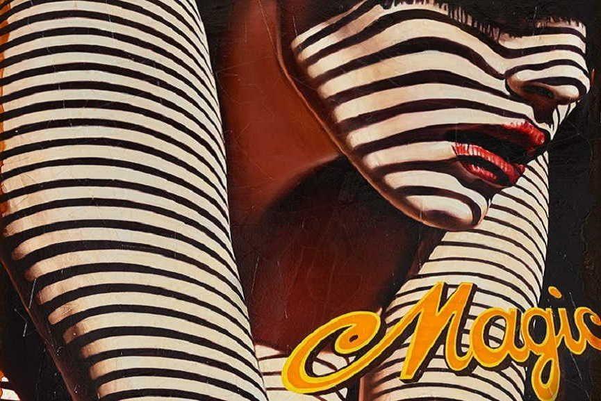 Joerg Doering - White Stripes