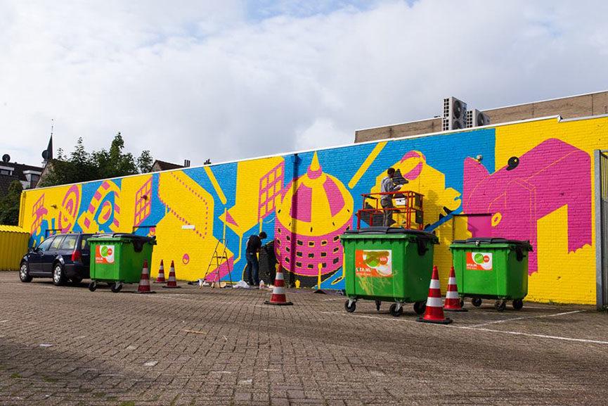 mural festival breda blind walls gallery