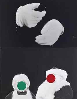 John Baldessari-Christmas-1986