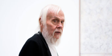 John Baldessari - Photo of the artist - Image via artistproject.metmuseum.org