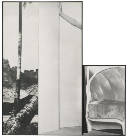 Tree, Hand, Chair-1988