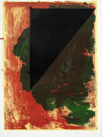 John Hoyland-Untitled-1978