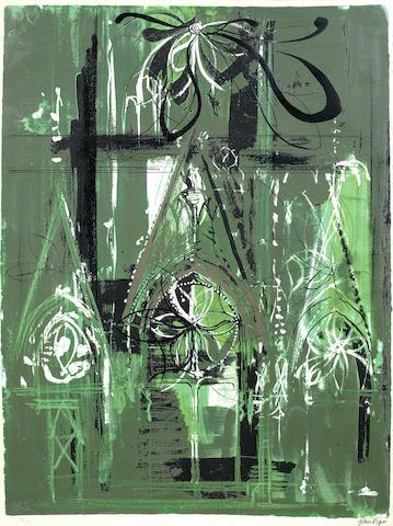 John Piper-Abbeville, St Wolfrun-1970