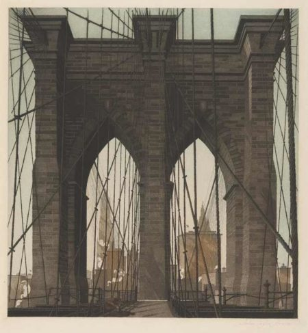 The Gates Of The City-1922