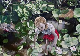 Jolene Lai - Lost and Found, detail.